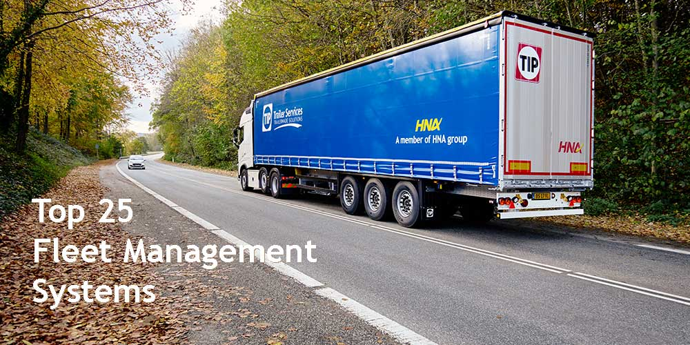 Top 25 Transport Fleet Management software - TIP Trailer Services